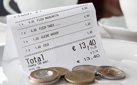 Impôt sur la dépense : TVA